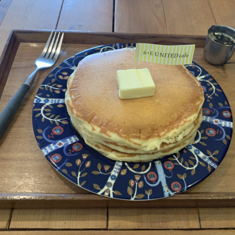 UNITEDCAFEパンケーキ
