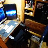 【TVで紹介されました】賃貸マンション押入れ改造DIY~大人の秘密基地、一畳書斎へようこそ